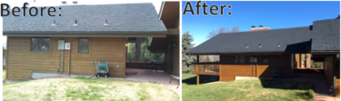 How To Spray Exteriors With Karen's Company, A Lafayette Based Painting Company!